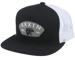 Waylon MP Black/White Trucker - Brixton