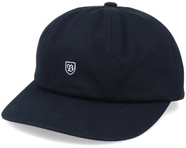 B-Shield III Cap Black Adjustable - Brixton
