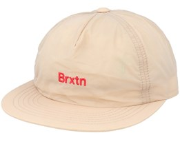 Gate Low Profile Cap Safari Snapback - Brixton