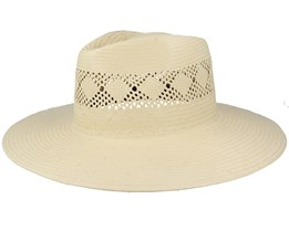 Joanna Iv Hat Tan Straw Hat - Brixton