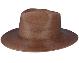 Marcos Palm Brown Straw Hat - Brixton