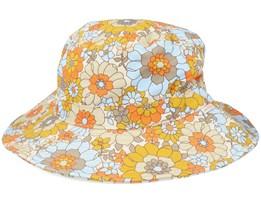 Petra Packable Hat Mod Floral Bucket - Brixton