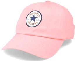 Tippoff Chuck Baseball Coastal Pink Dad Cap - Converse