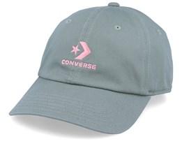 Lock Up Baseball Mint/Pink Adjustable - Converse