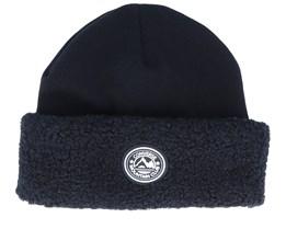 Sherpa Black Cuff - Converse