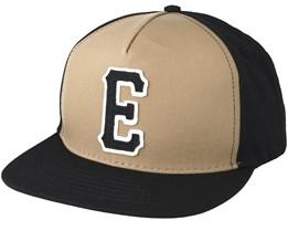 E-Staple Khaki Snapback - Etnies