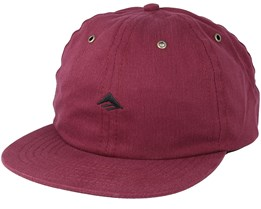 Try Oxblood Snapback - Emerica