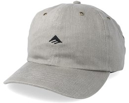 Try Strapback Grey Adjustable - Emerica
