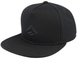 Classic Black Snapback - Emerica
