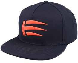 Joslin Black/Orange Snapback - Etnies
