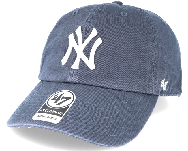 beebc0305873a New York Yankees Clean Up Navy Adjustable - 47 Brand caps