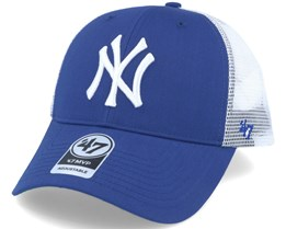 New York Yankess Branson `47 Mvp Blue Trucker - 47 Brand