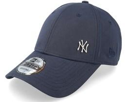 NY Yankees Flawless Navy 940 Adjustable - New Era