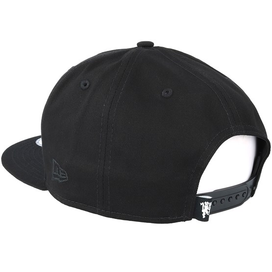 645531001 Manchester United Bob Devil Black Snapback - New Era