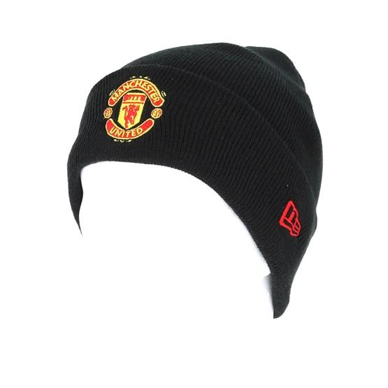 0183f3bb06c Manchester United Knit Black Cuff - New Era beanies - Hatstoreaustralia.com