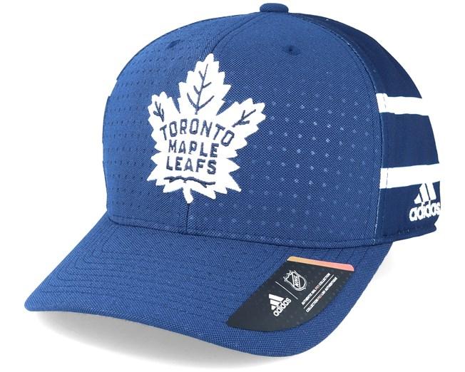 sports shoes b2d2b 8dfe2 Toronto Maple Leafs Draft Structured Blue Flexfit - Adidas ...