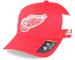 Detroit Red Wings Draft Structured Red Flexfit - Adidas