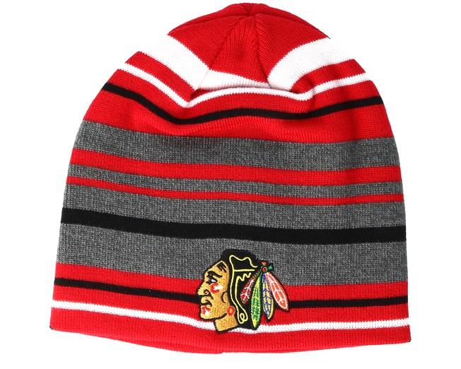 015b1e8b Chicago Blackhawks Multi Beanie - Adidas lue - Hatstore.no