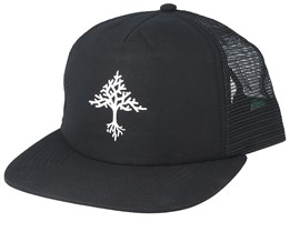 LRG Stylized Tree Black/White Trucker - LRG