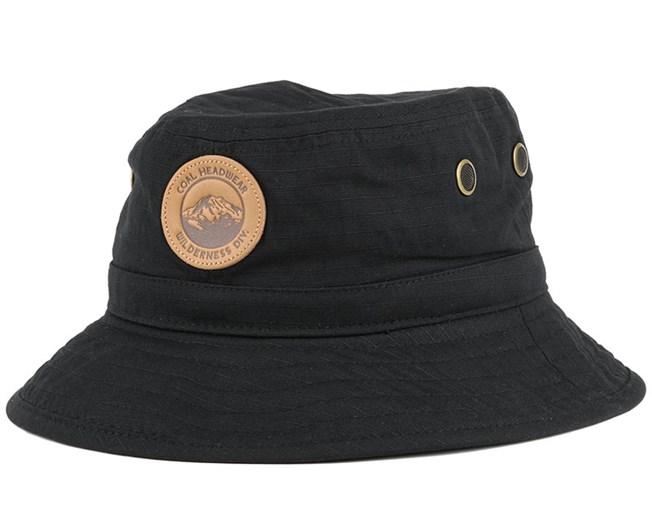 6128f69de11 The Spackler 2 Black Bucket - Coal hats - Hatstoreworld.com