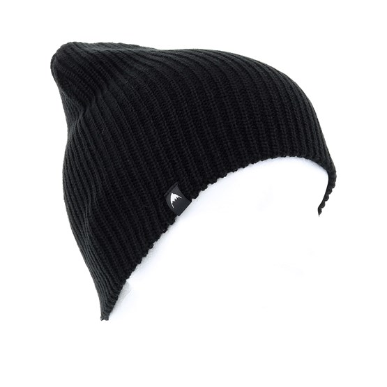 eed79d8b53f All Day Long True Black Beanie - Burton beanies - Hatstoreworld.com