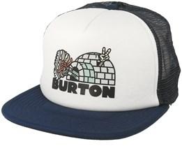 Snapback Mood indigo Trucker - Burton