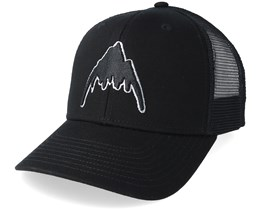Harwood True Black Trucker - Burton