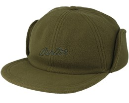 Canyon Dusty Olive Fitted - Burton