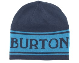 Kids Billboard Blue Beanie - Burton