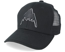 Kids Harwood True Black Trucker - Burton