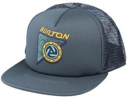 I-80 Dark Slate Grey Trucker - Burton