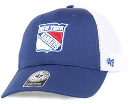 NY Rangers Branson Royal Trucker - 47 Brand