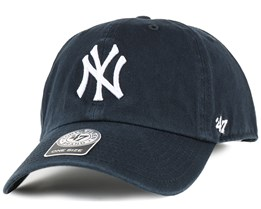 new product a113d fc2d0 NY Yankees Clean Up Navy Adjustable - 47 Brand
