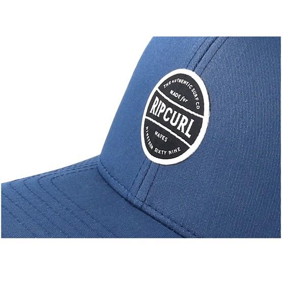 After Session Blue Indigo Adjustable - Rip Curl - Start Boné - Hatstore 21da6cf0e68