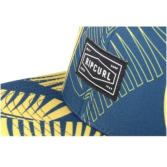 On Board Pattern Mood Indigo Snapback - Rip Curl - Start Boné - Hatstore 5e3ac600224