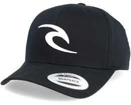 Iconic Black Adjustable - Rip Curl