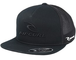 Classic Black 110 Trucker - Rip Curl