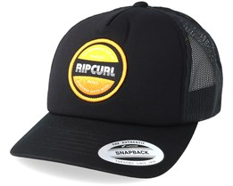 Essential Black Trucker - Rip Curl 8f593baceedf