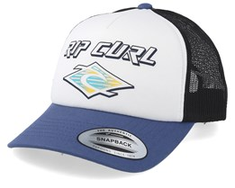 Back to the Basic Optical White Trucker - Rip Curl