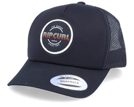Epic Black/Black Trucker - Rip Curl