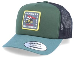 Epic Green/Green Trucker - Rip Curl