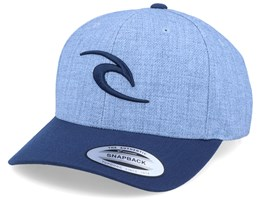 Tepan Curved Light Blue/Blue Adjustable - Rip Curl