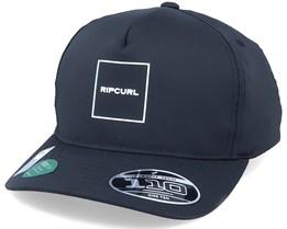 10M Sb Cap Black Adjustable - Rip Curl