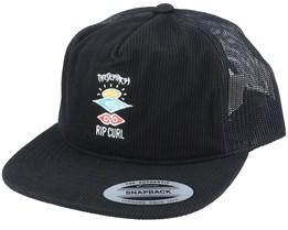 Search Logo Black Trucker - Rip Curl