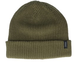 Kids Valley Beanie Dark Olive Cuff - Rip Curl