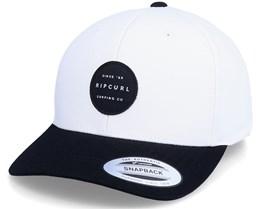 Trestles Sb White/Black Adjustable - Rip Curl