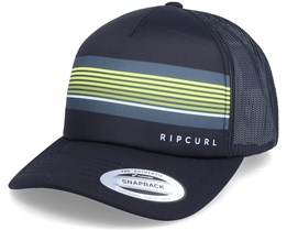 All Day Black/Lime Trucker - Rip Curl