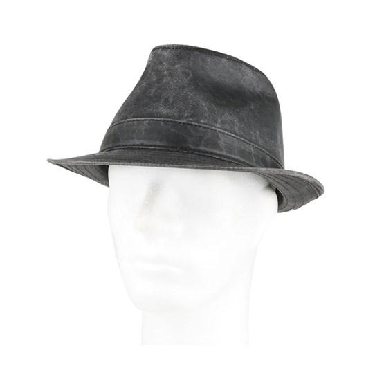 c9f584776d3 Odessa Co Pe Black Fedora - Stetson hats