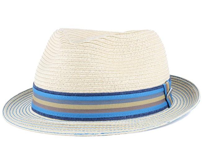 eb653a73aac Munster Toyo Natural Fedora - Stetson hats - Hatstorecanada.com
