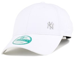 NY Yankees Flawless White 940 Adjustable - New Era